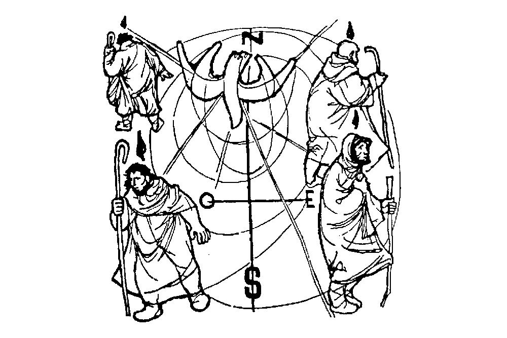 Rekolekcje uwolnienia oparte na motywach biblijnych